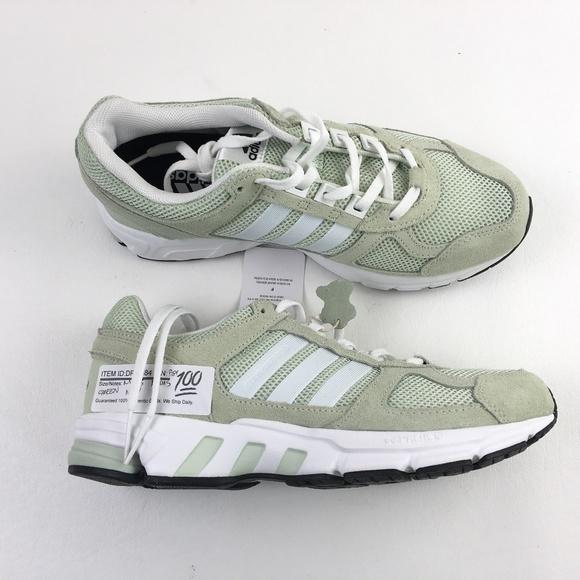 buy online 948e1 f22fc Adidas Womens Equipment 10 Shoes DR02684 NWT